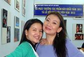 Ngọc Trinh hạnh phúc gia nhập Hội Sân khấu TPHCM