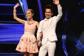 Chung kết Vietnam Idol: Hoàng Quyên