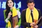 Phạm Băng Băng-Tạ Đình Phong thắng lớn giải Hoa Đỉnh
