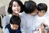 Lee Young Ae khoe gia đình hạnh phúc