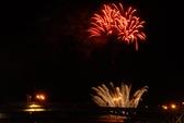 TPHCM: Tưng bừng pháo hoa mừng ngày 30-4