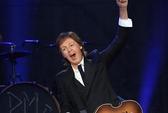 Danh ca Paul McCartney ăn chay suốt chuyến lưu diễn