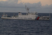 Tàu Trung Quốc xâm nhập lãnh hải Nhật Bản