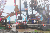 Xây cầu dây văng hơn 3.000 tỉ đồng vượt sông Tiền