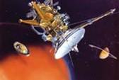Tàu Huygens đáp xuống vệ tinh sao Thổ Titan