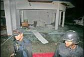 Nhiều vụ nổ xảy ra tại doanh trại cảnh sát Philippines