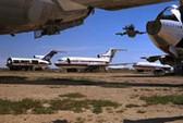 Làm giàu với phế liệu máy bay