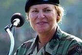 Nữ quân nhân đầu tiên của nước Mỹ nhận hàm Đại tướng