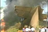 Indonesia: Rớt máy bay quân sự, 97 người chết