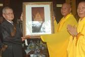 Nhật tặng phiên bản bức tranh quý cho chùa Tam Thai