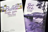 Ra mắt Thơ tình xứ Huế và Buffet truyện ngắn miền Trung
