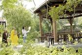 Khu vườn hơn 40 tỷ đồng của Sỹ Hoàng