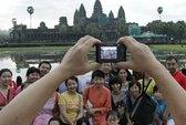 Angkor đối diện nguy cơ sụt lún