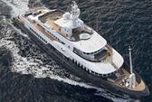 Ngắm siêu du thuyền 42 triệu USD của Tổng Thống Nga