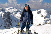Bé 10 tuổi leo 283 ngọn núi