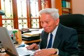 GS Hoàng Tụy nhận giải toán học đầu tiên trên thế giới