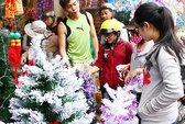 Thị trường Noel sôi động bất ngờ