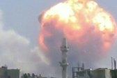 Syria: Homs hứng mưa rocket, 160 người thương vong