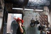 TPHCM: Cháy chung cư Vườn Lài,