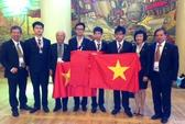 Việt Nam xuất sắc giành 1 HCV, 3 HCB Olympic Hóa học quốc tế