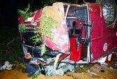 Lào Cai: Xe khách mất phanh lao xuống vực, 7 người tử vong