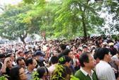 Hà Nội: Biển người nghẹn ngào tiễn đưa Đại tướng về với đất mẹ