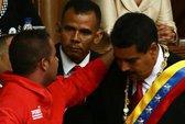 Vệ sĩ ra tay trong lễ nhậm chức tổng thống Venezuela
