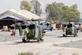 Afghanistan: Mưa đá quái dị phá hư 80 trực thăng Mỹ