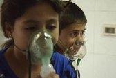 """Syria """"nộp dữ liệu vũ khí hóa học"""""""
