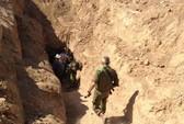 Hamas đào đường hầm 2,5 km vào Israel