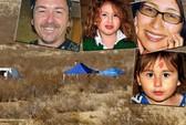 Cả gia đình chết vùi trong sa mạc