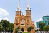 Nhà thờ Đức Bà: Cổ kính và uy nghiêm