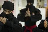 Xì-căng-đan về nữ ninja Iran