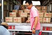 Bắt giữ 100 thùng bột ngọt giả nhãn hiệu Ajinomoto