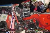TNGT thảm khốc ở Cam Ranh: Nát lòng nhận xác người thân