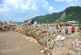 Trung Quốc: Lũ lụt ảnh hưởng đến 8 triệu người