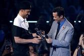 Justin Timberlake thắng lớn tại giải MTV VMA