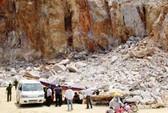 Dừng hoạt động mỏ đá làm chết 3 người