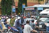 Hàng chục đối tượng vây đánh nhân viên xe buýt