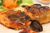 Cá tra nướng muối ớt