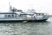 Tàu cánh ngầm tuyến Vũng Tàu -TP HCM: Nhiều vấn đề đáng lo ngại