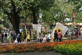 Trên một triệu lượt khách tham quan Hội hoa Xuân TP HCM 2014