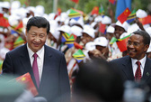 Trung Quốc giấu viện trợ châu Phi