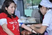 Phát động chương trình hiến 2.200 đơn vị máu