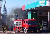 Đồng Nai: Nổ lớn ở trạm xăng, 3 người bị thương