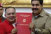 Tổng thống Venezuela được trao
