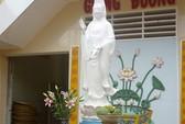 Tiền Giang: Rộ tin đồn Phật khóc sau vụ cháy chợ Thạnh Trị