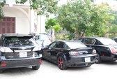 Đà Nẵng: Tạm giữ hàng loạt xe sang