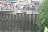 Thi bơi qua kênh Nhiêu Lộc - Thị Nghè, 1 người chết