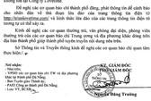 Xuất hiện website lừa đảo trúng Air Blade Thái Lan
